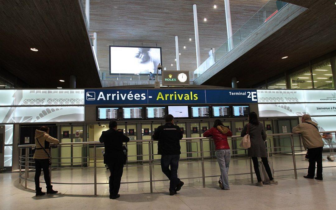 L'assistance à l'aéroport